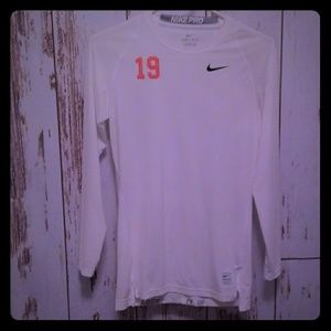 Nike Pro Dri Fit shirt